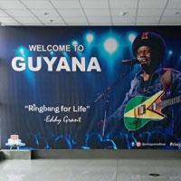"""""""Welcome To Guyana"""""""